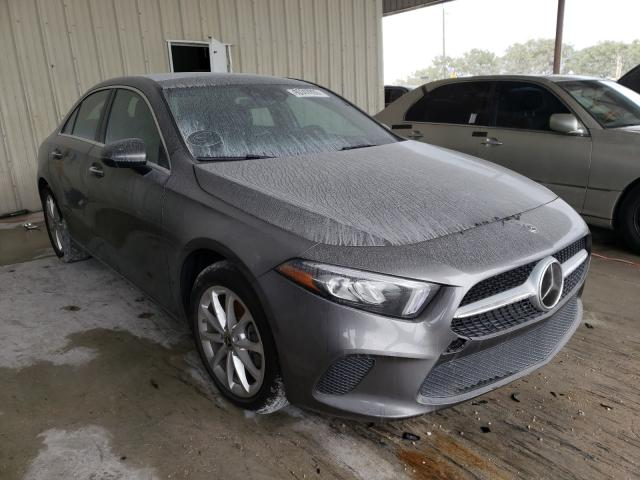 Salvage cars for sale from Copart Homestead, FL: 2019 Mercedes-Benz A 220