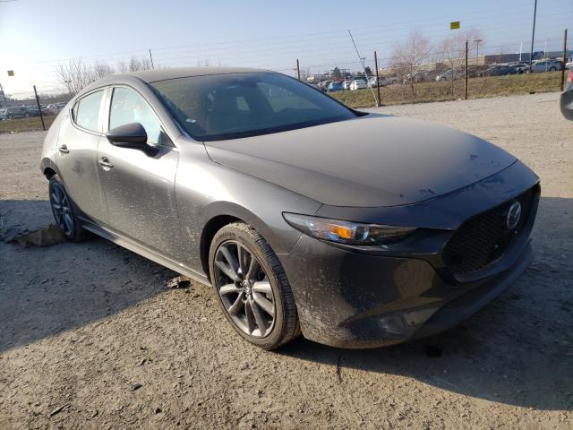 Salvage cars for sale from Copart Indianapolis, IN: 2020 Mazda 3