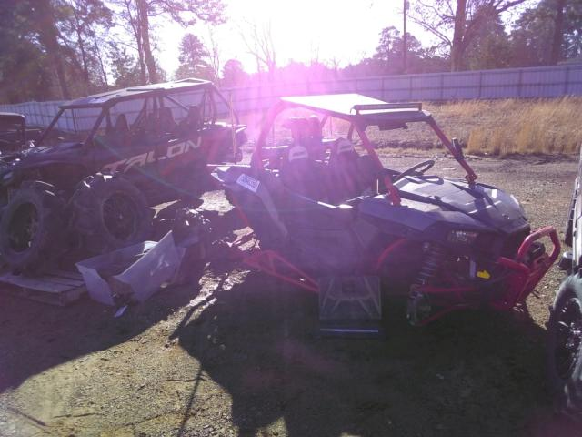 Salvage cars for sale from Copart Longview, TX: 2016 Polaris RZR XP 100