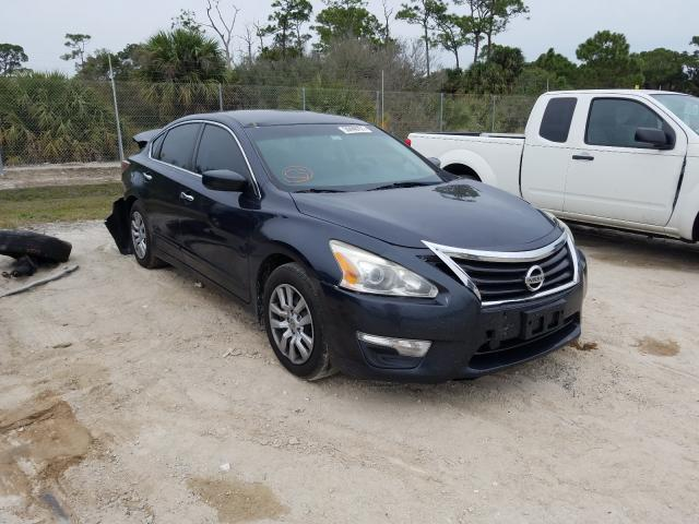 Salvage cars for sale from Copart Fort Pierce, FL: 2015 Nissan Altima 2.5