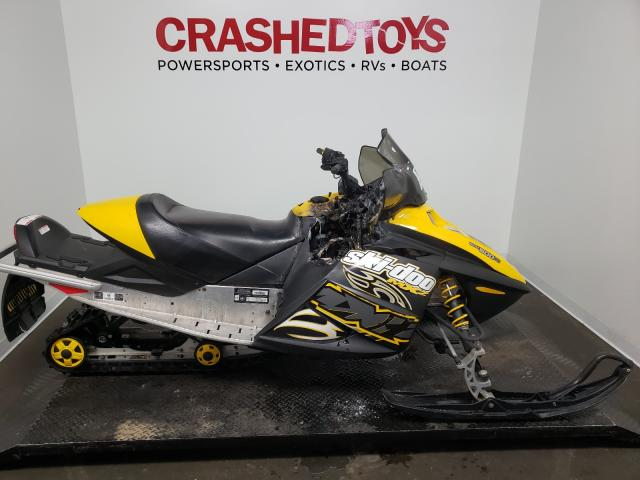 Skidoo salvage cars for sale: 2007 Skidoo MXZ