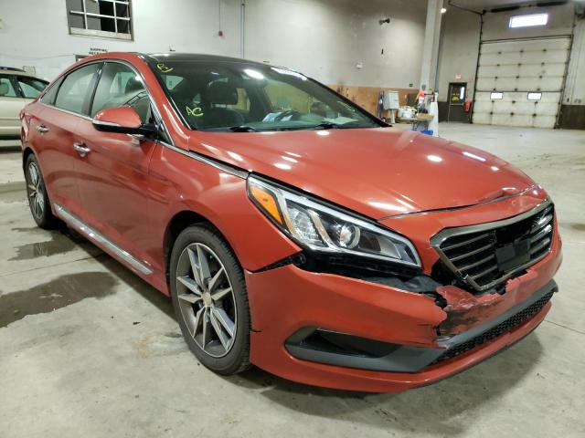 2015 Hyundai Sonata Sport for sale in Moncton, NB