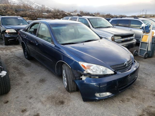 Salvage cars for sale from Copart Reno, NV: 2003 Toyota Camry LE