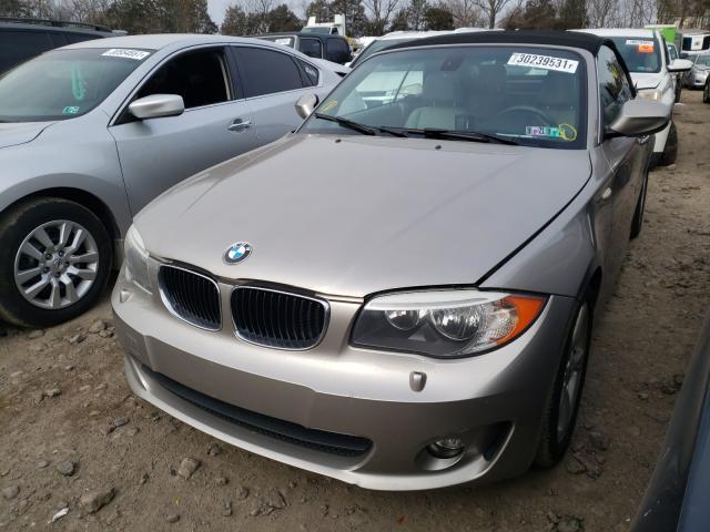BMW 1 SERIES 2012 1