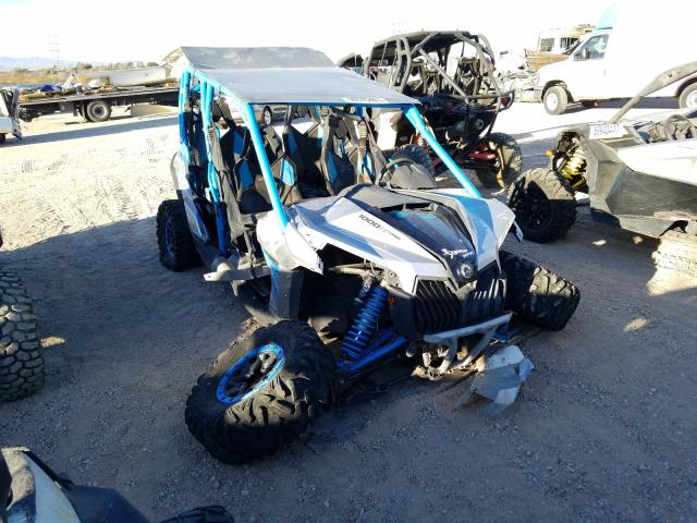 Salvage cars for sale from Copart Tucson, AZ: 2017 Can-Am Maverick