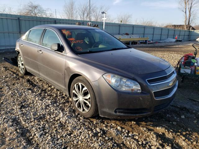 Salvage cars for sale from Copart Kansas City, KS: 2010 Chevrolet Malibu LS