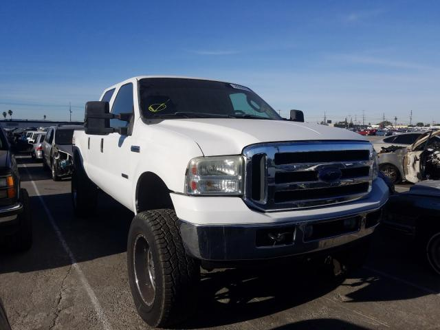 Salvage cars for sale from Copart Sun Valley, CA: 2006 Ford F250 Super
