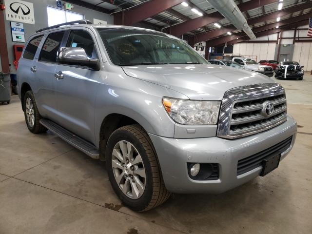 Toyota Sequoia LI salvage cars for sale: 2013 Toyota Sequoia LI