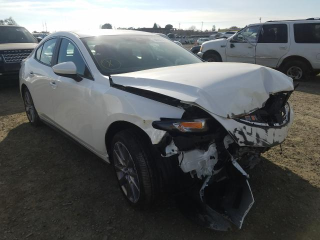 Salvage cars for sale from Copart Antelope, CA: 2021 Mazda 3 Select