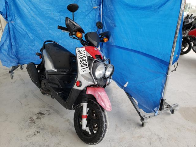 Salvage cars for sale from Copart Homestead, FL: 2015 Yamaha YW125