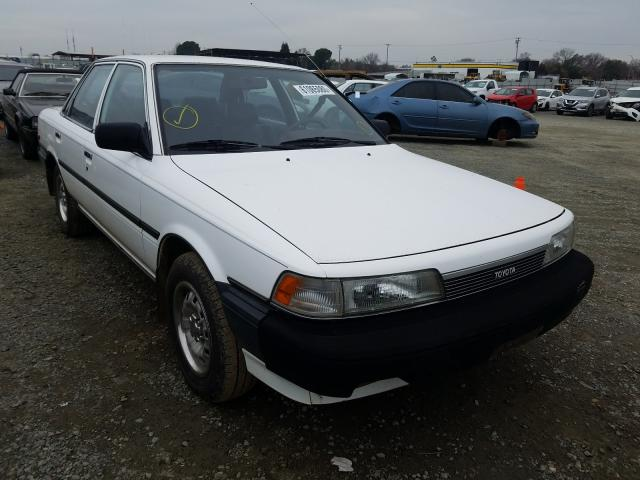 Salvage cars for sale from Copart Antelope, CA: 1988 Toyota Camry