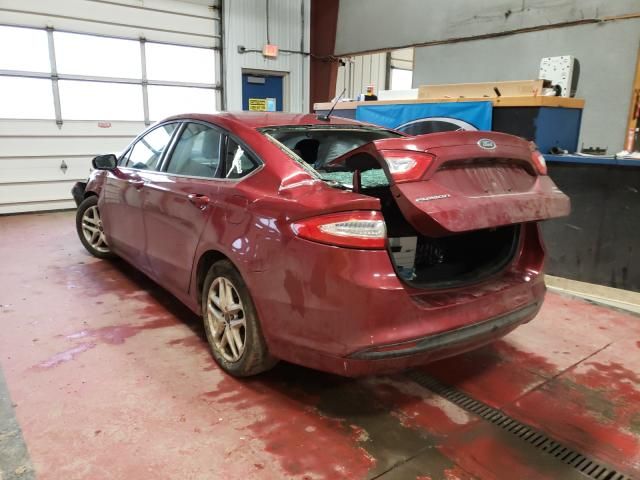 купить 2014 Ford Fusion Se 1.5L 3FA6P0HD4ER239898