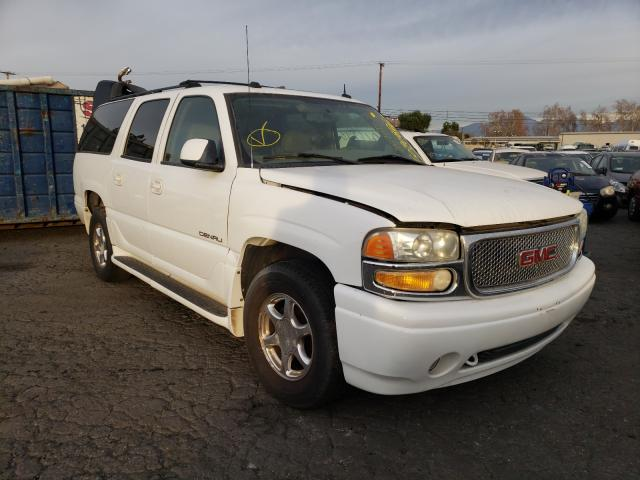 Salvage cars for sale from Copart Colton, CA: 2004 GMC Yukon XL D