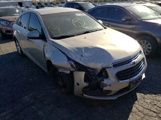 Salvage cars for sale from Copart Colton, CA: 2016 Chevrolet Cruze Limited