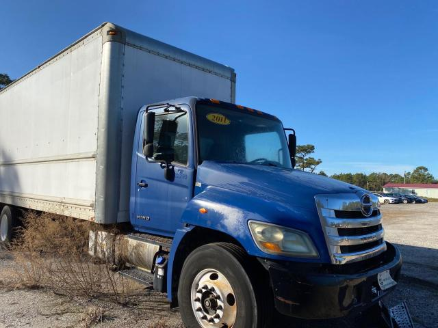 Salvage cars for sale from Copart Orlando, FL: 2011 Hino Hino 338