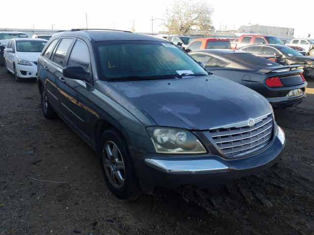 Salvage 2004 CHRYSLER PACIFICA - Small image. Lot 30374211