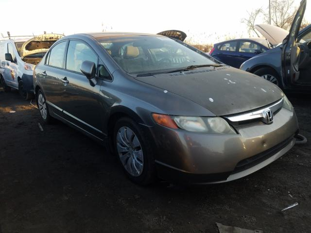2008 Honda Civic en venta en Baltimore, MD