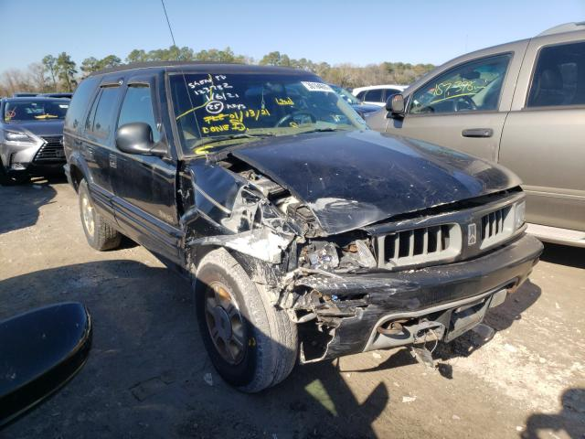 Oldsmobile salvage cars for sale: 1997 Oldsmobile Bravada