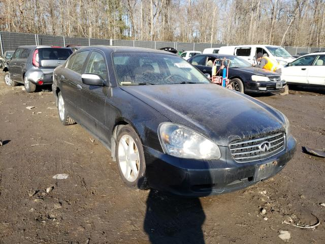 Infiniti Q45 salvage cars for sale: 2004 Infiniti Q45