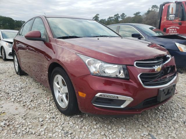 Salvage 2015 CHEVROLET CRUZE - Small image. Lot 30542341