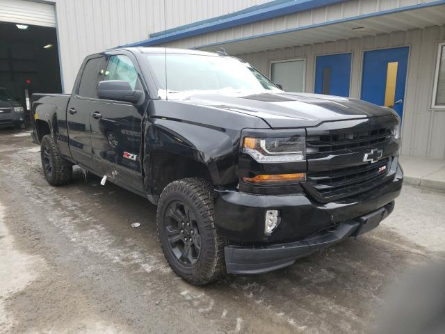 Salvage cars for sale from Copart Albany, NY: 2016 Chevrolet Silverado