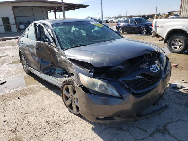 Salvage cars for sale from Copart Temple, TX: 2009 Toyota Camry Base