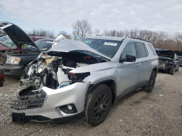 2020 Chevrolet Traverse L 3 6l Gas Silver للبيع Des Moines Ia A Better Bid