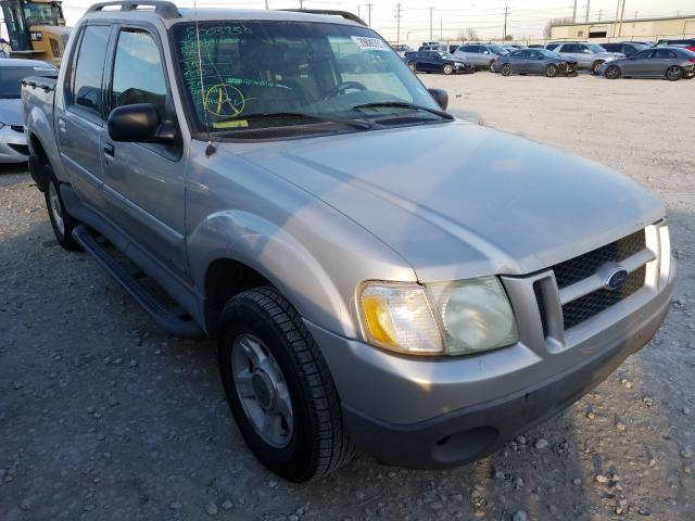 Salvage cars for sale from Copart Haslet, TX: 2002 Ford Explorer S