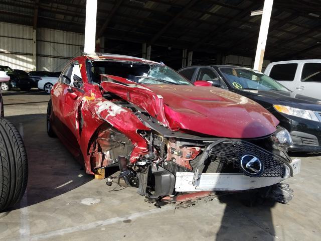 2015 Lexus RC-F   Vin: JTHHP5BCXF5001900