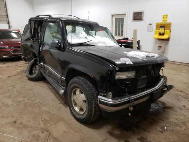 Salvage 1999 CHEVROLET TAHOE - Small image. Lot 30336991