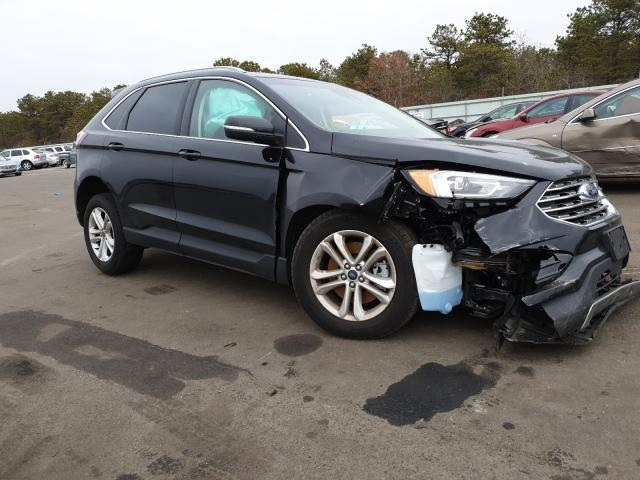 Salvage 2020 FORD EDGE - Small image