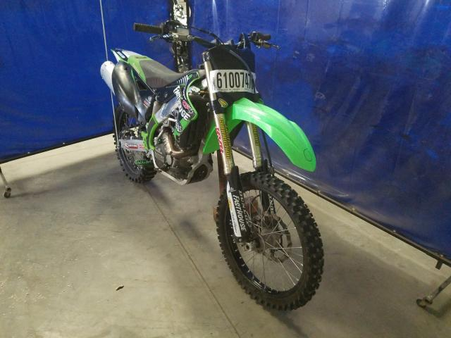 2012 Kawasaki KX450 F for sale in Sacramento, CA