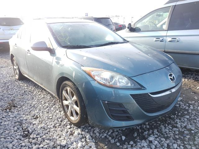 Mazda 3 salvage cars for sale: 2010 Mazda 3