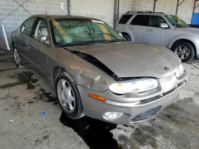 Oldsmobile salvage cars for sale: 2001 Oldsmobile Aurora 4.0