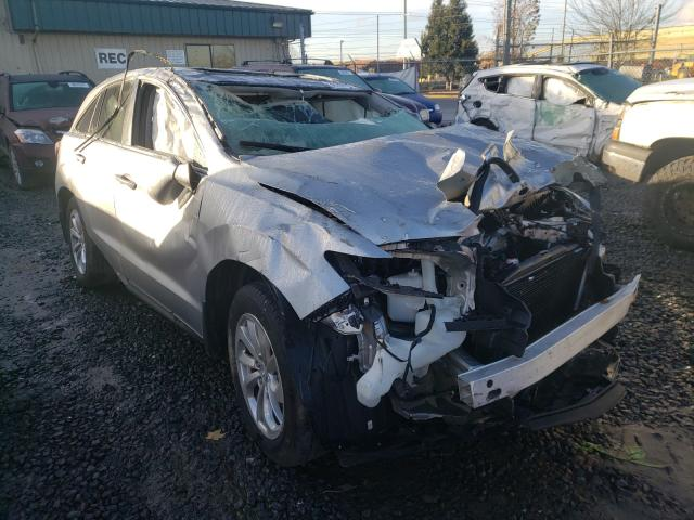 Salvage cars for sale from Copart Eugene, OR: 2018 Acura RDX