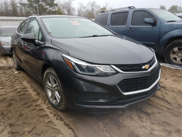 Salvage cars for sale from Copart Gaston, SC: 2017 Chevrolet Cruze LT
