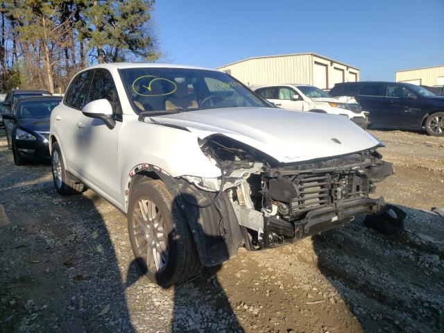 Porsche salvage cars for sale: 2018 Porsche Cayenne