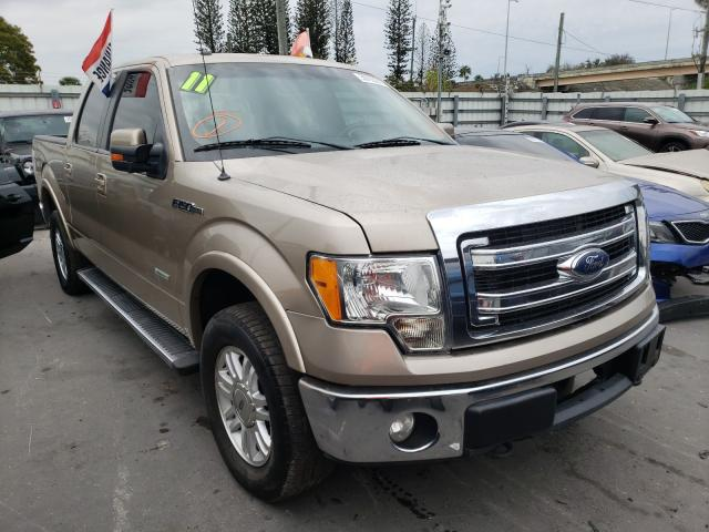Salvage cars for sale from Copart Miami, FL: 2011 Ford F150 Super