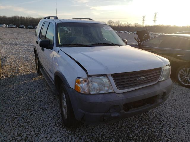 Salvage cars for sale at Memphis, TN auction: 2004 Ford Explorer X