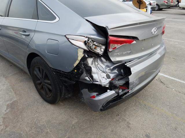 2017 Hyundai SONATA | Vin: 5NPE24AF6HH545855