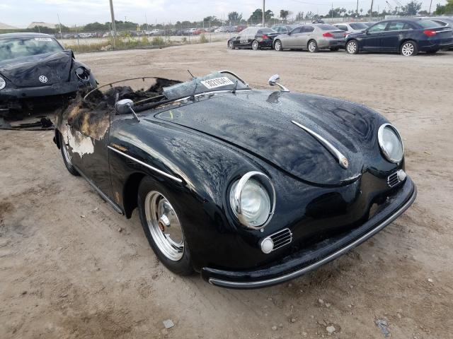 Salvage cars for sale at West Palm Beach, FL auction: 2020 Porsche Speedster