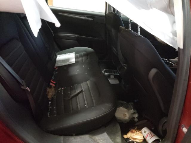 3FA6P0HD4ER239898 2014 Ford Fusion Se 1.5L
