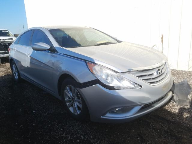 Salvage cars for sale from Copart Houston, TX: 2013 Hyundai Sonata GLS