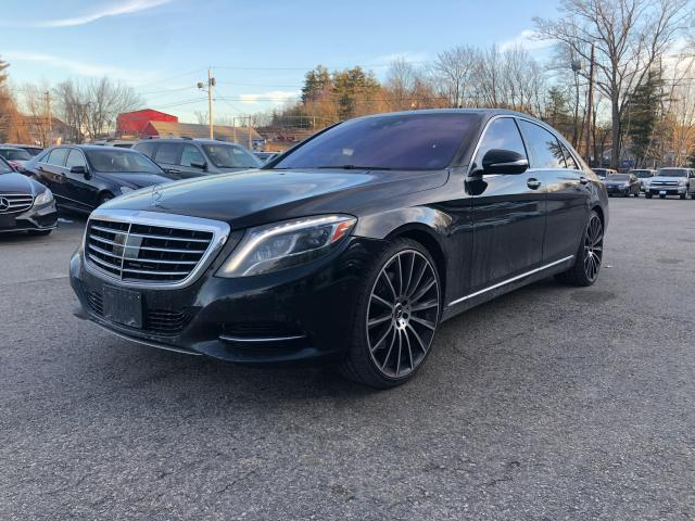 Mercedes-Benz S 550 4matic salvage cars for sale: 2014 Mercedes-Benz S 550 4matic