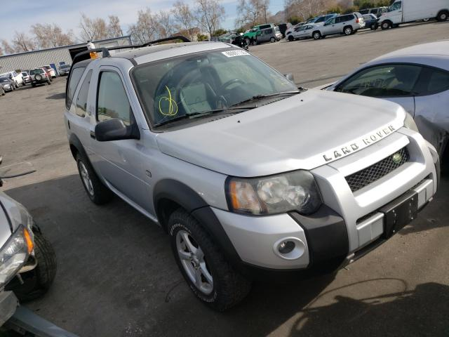 Salvage cars for sale from Copart Colton, CA: 2004 Land Rover Freelander