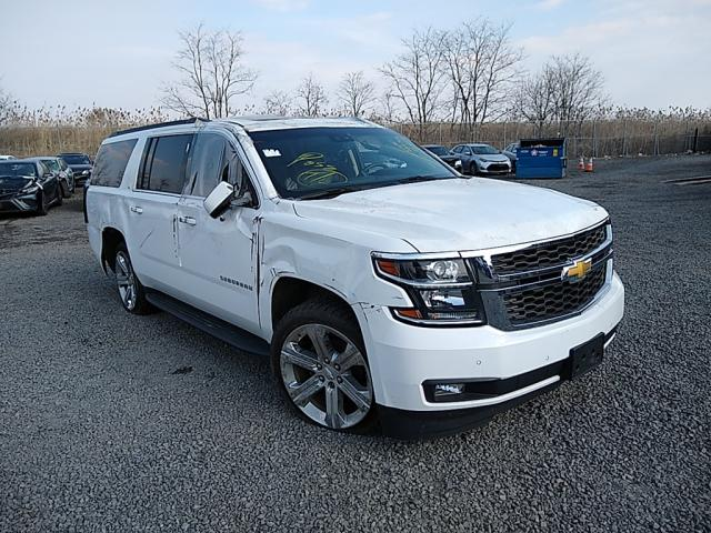 Salvage cars for sale from Copart Hillsborough, NJ: 2018 Chevrolet Suburban K