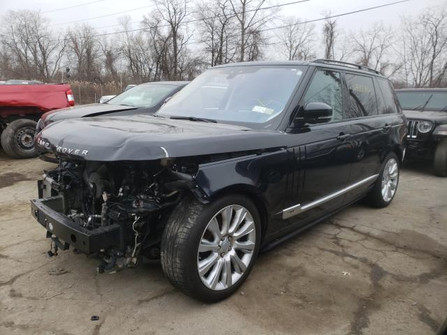 2017 LAND ROVER RANGE ROVE SALGS5FEXHA360139