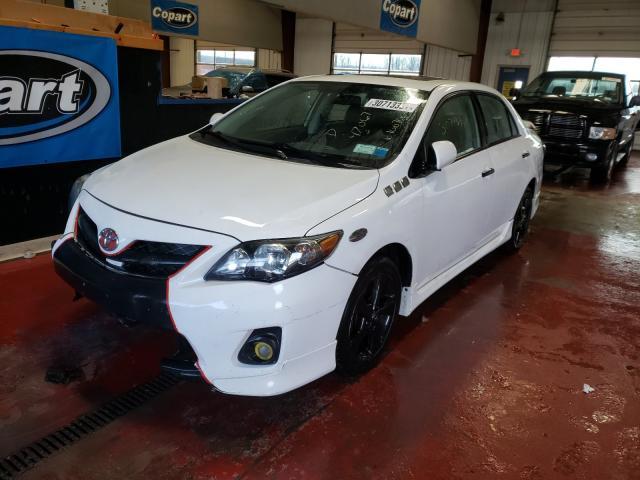из сша 2011 Toyota Corolla Ba 1.8L 2T1BU4EEXBC610070