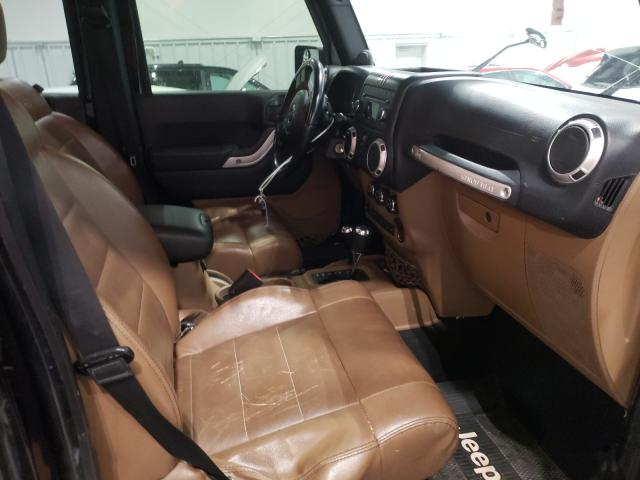 пригнать из сша 2011 Jeep Wrangler U 3.8L 1J4HA5H18BL600027
