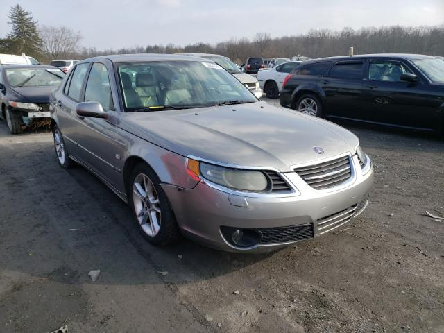 Saab salvage cars for sale: 2006 Saab 9-5 Base